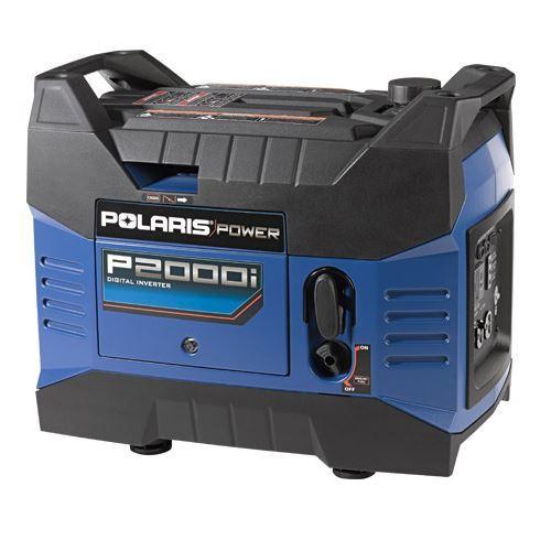 Polaris power p2000i portable digital inverter generator for Yamaha propane inverter generator