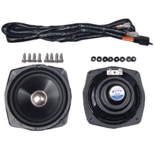 j&m performance rear speaker kit with wire harness - 2wheelpros.com wire harness bmw x5 35d cone wire harness