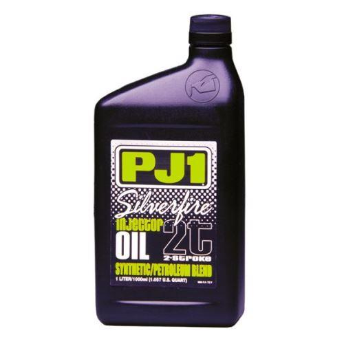 Pj1 Silverfire 2 Stroke Smokeless Injector Oil