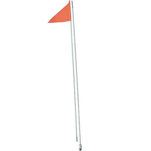 Safety Flags 2 Piece Fiber Pole 2wheelpros Com